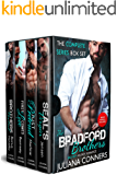 The Bradford Brothers Complete Series Box Set (Bad Boy Military SEAL Romance)
