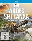 Wildes Sri Lanka [Blu-ray]