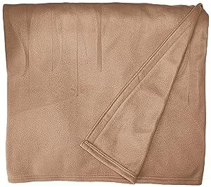 Sunbeam Heated Blanket | 10 Heat Settings, Quilted Fleece, Acorn, Twin