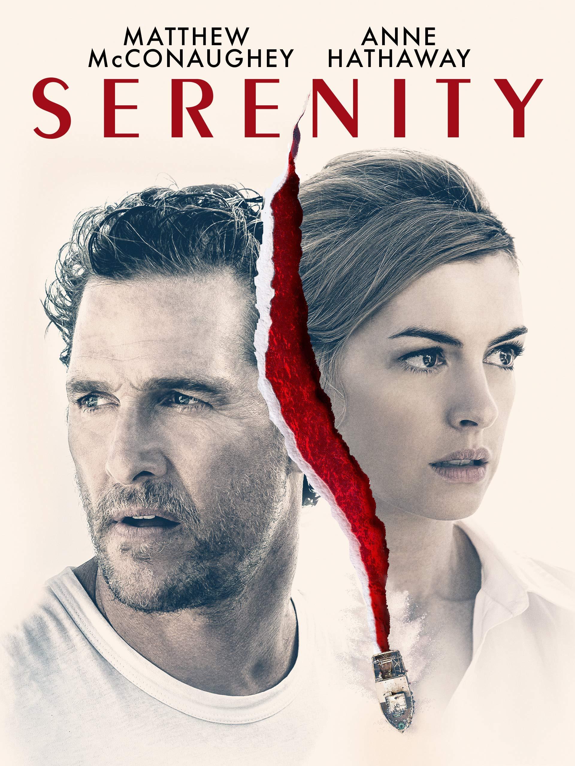 Amazon.com: Serenity (2019): Matthew McConaughey, Anne Hathaway ...