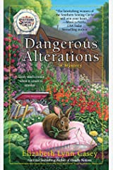 Dangerous Alterations (A Southern Sewing Circle Mystery) Mass Market Paperback