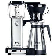 Technivorm Moccamaster 79112 KBT Coffee Maker, 40 oz, Polished Silver