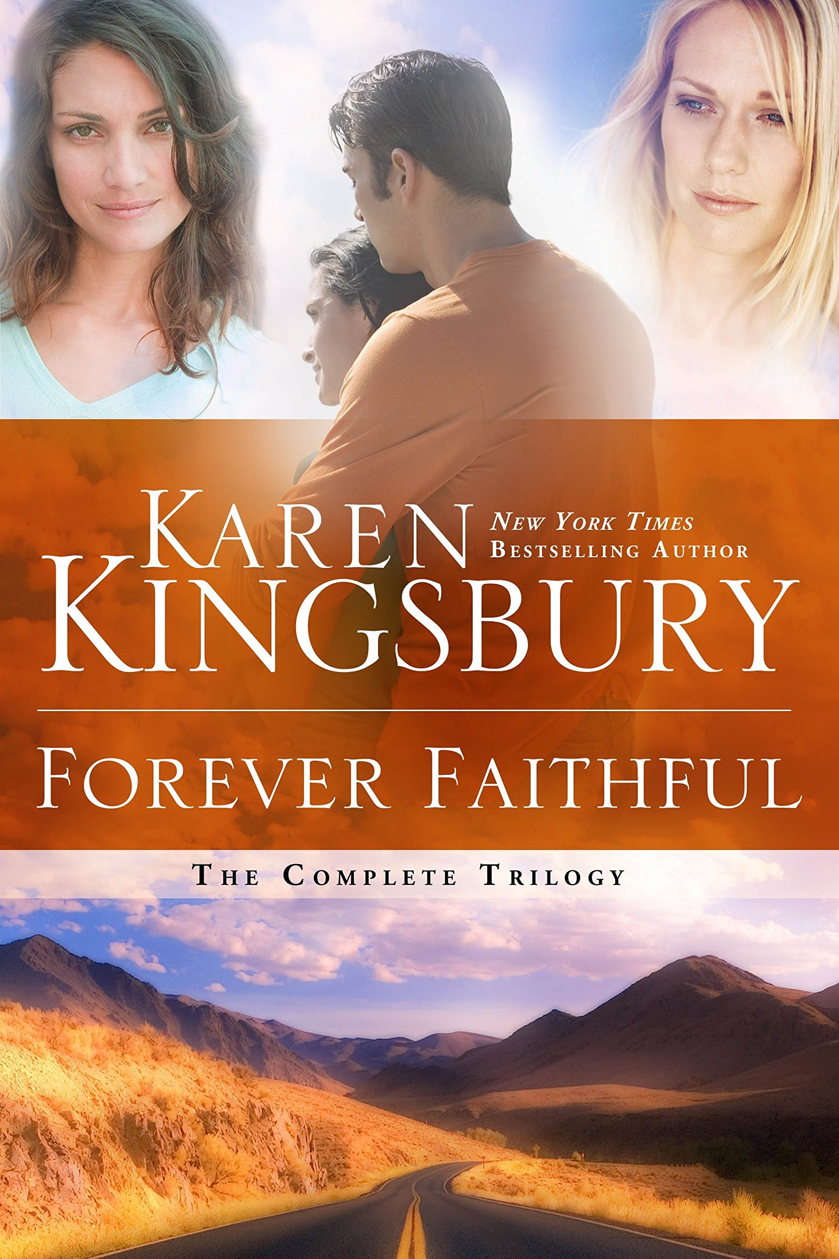 Forever Faithful: The Complete Trilogy by WaterBrook Press