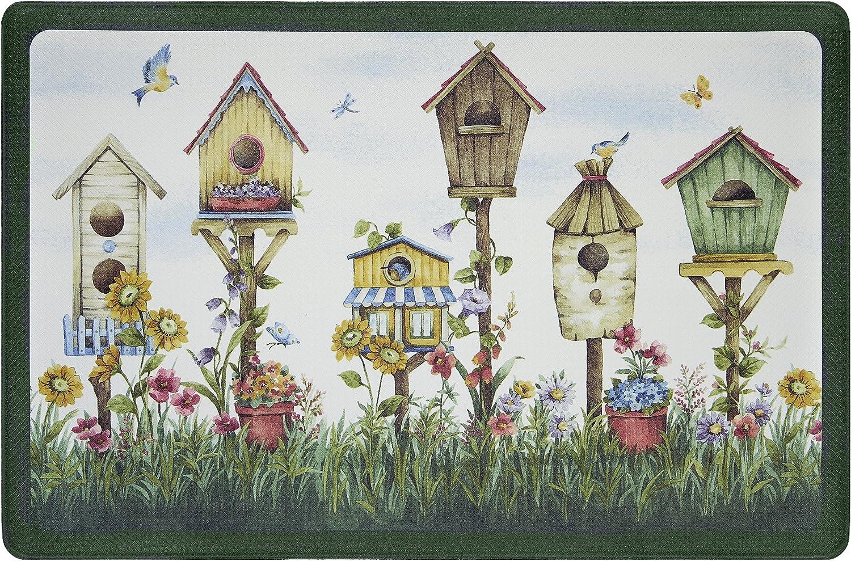 Achim Home Furnishings Anti Fatigue Mat, 18 inches x 30 inches, Sweet Home