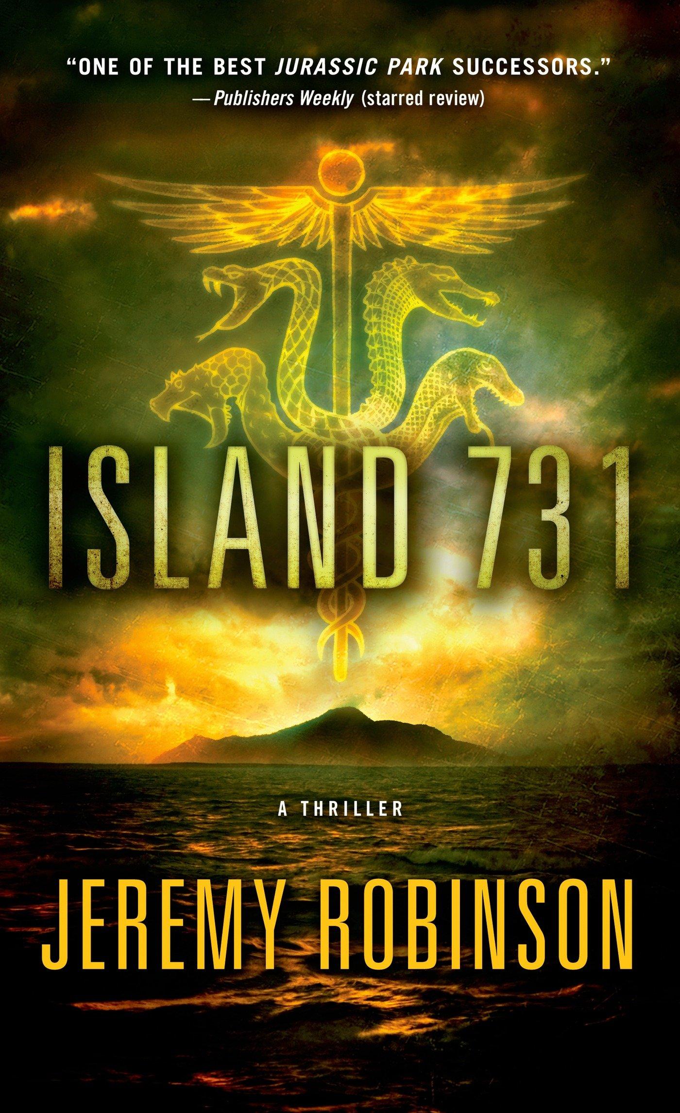 Island 731 Jeremy Robinson