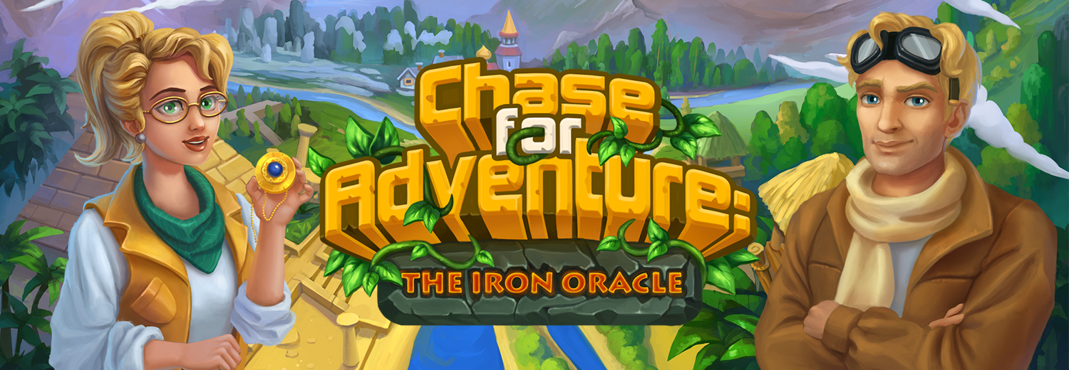 Chase for Adventure: The Iron Oracle [Download]
