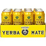Guayaki Organic Yerba Mate, Lemon Elation, 16 Ounce (Pack of 12)