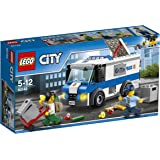 Lego City - 60142 - Le convoyeur de fonds