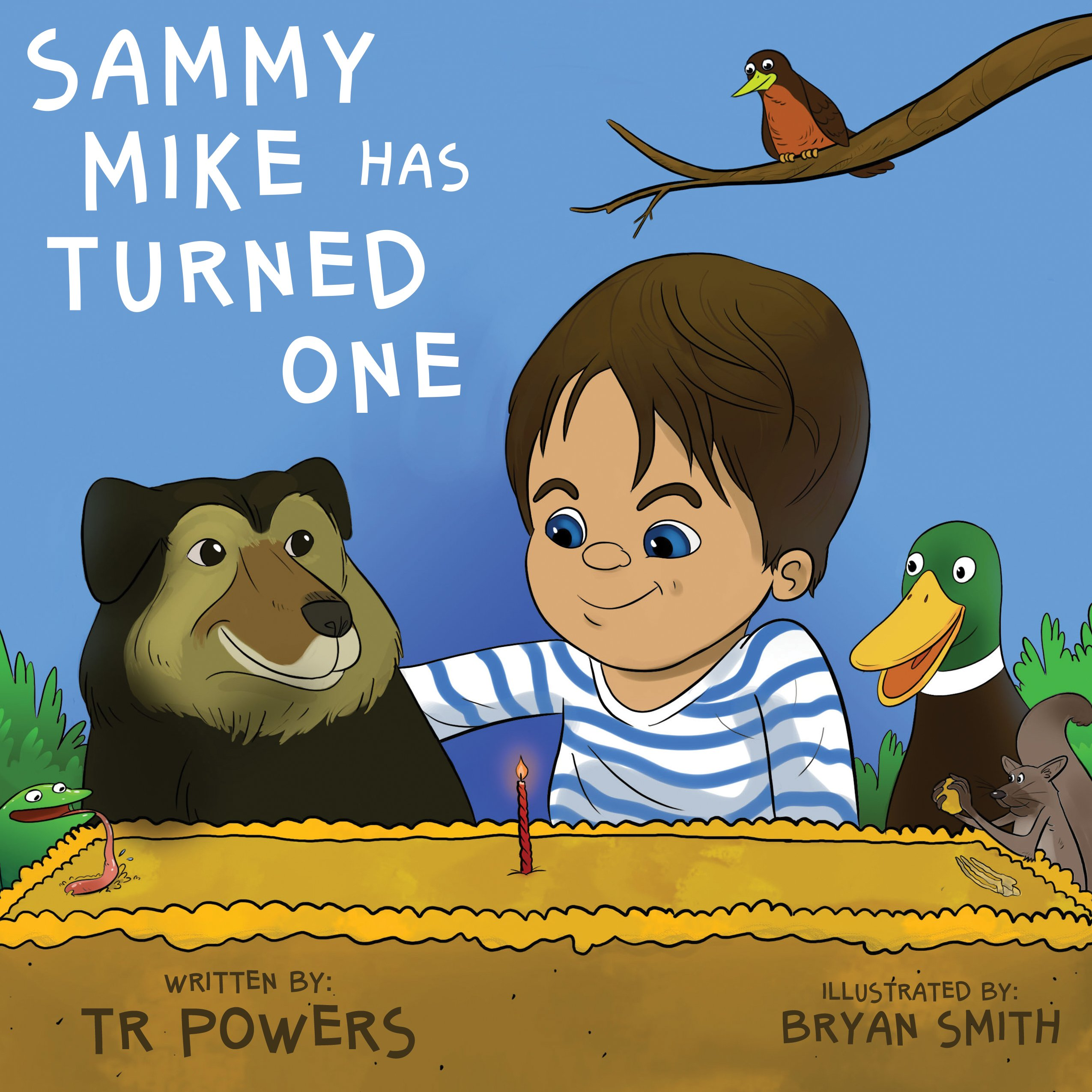 Download Sammy Mike Has Turned One pdf