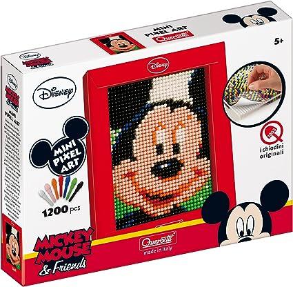 Gioco Wd Pixel Art Mini Mickey Quercetti 00825
