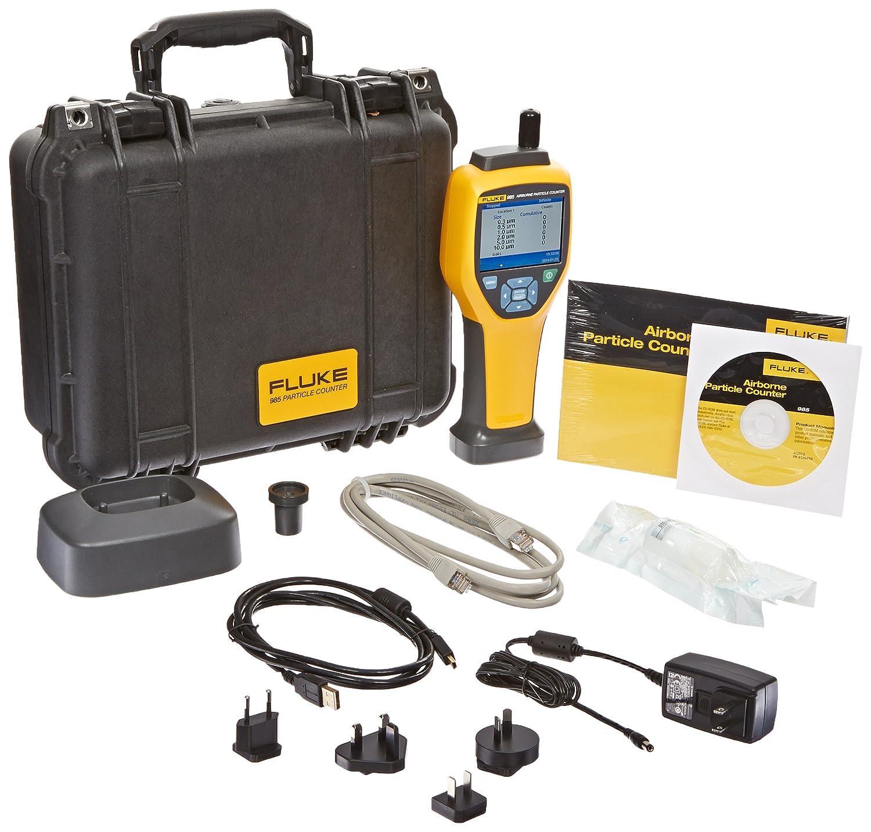 Fluke 985 6 Channel Indoor Air Quality Particle Counter Fluke Corporation FLUKE-985