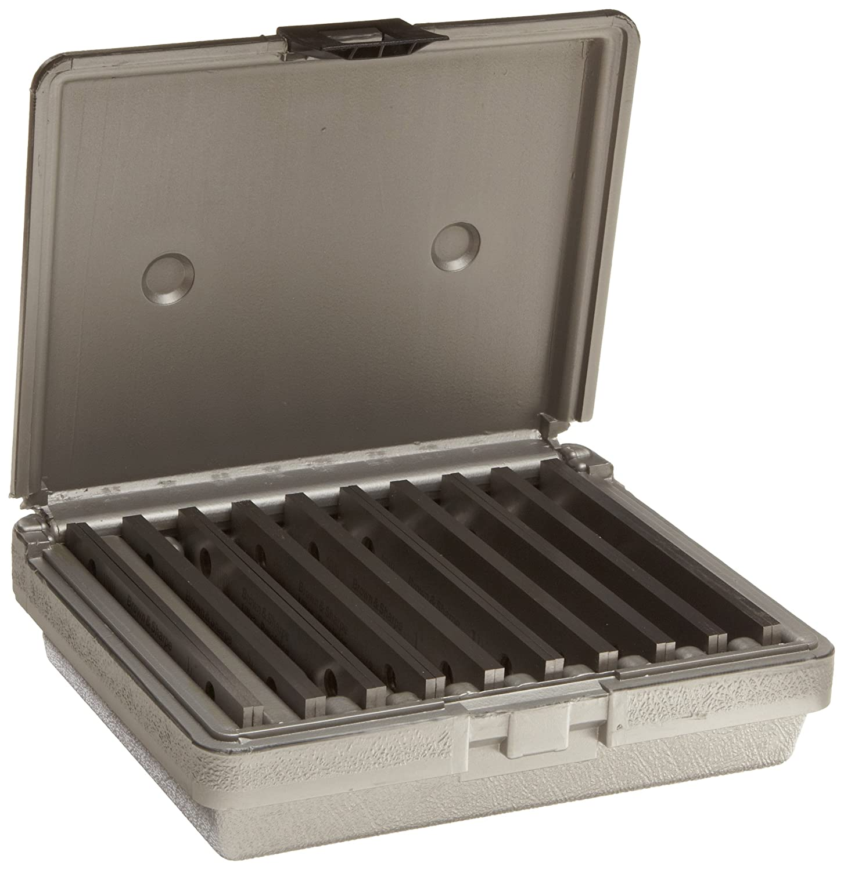 Brown /& Sharpe 599-921-10 10 Pair Ultra Precision Parallel Set