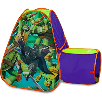 Playhut Nickelodeon Teenage Mutant Ninja Turtles Hide About: Toys & Games