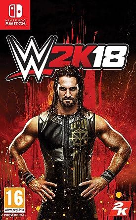 WWE 2K18 - Nintendo Switch [Importación inglesa]: Amazon.es ...