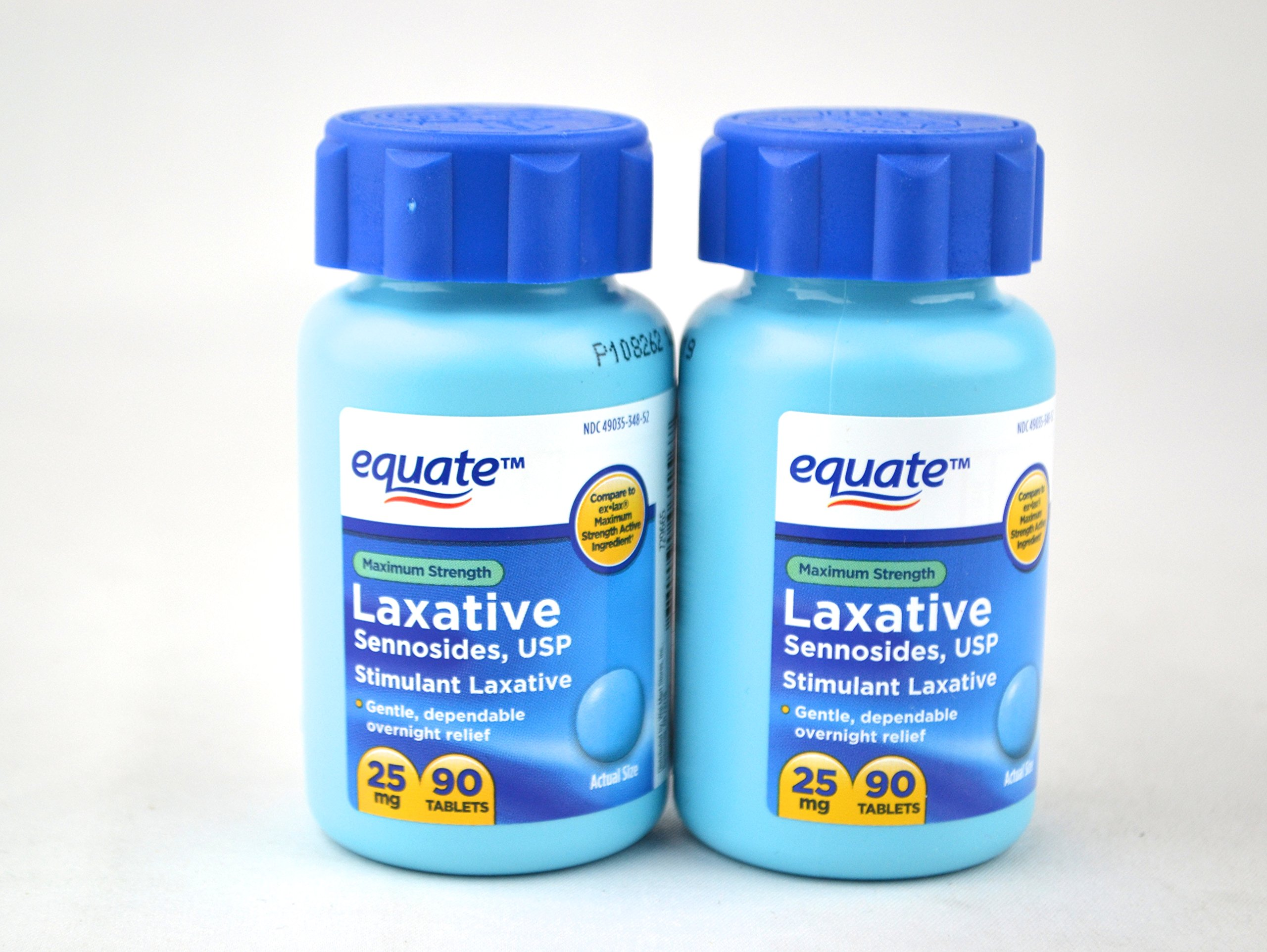 Amazon Com Equate Maximum Strength Laxative Sennosides