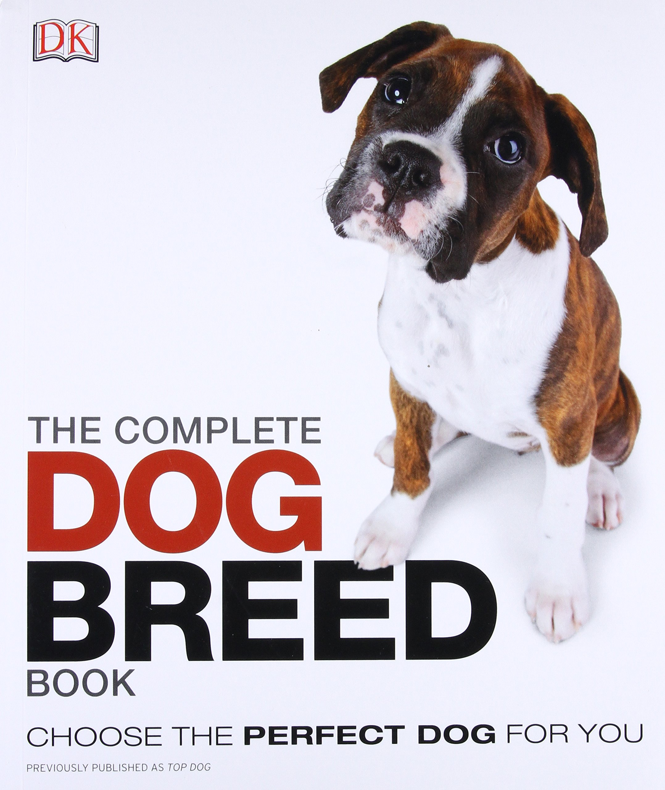 Complete Dog Breed Book product image