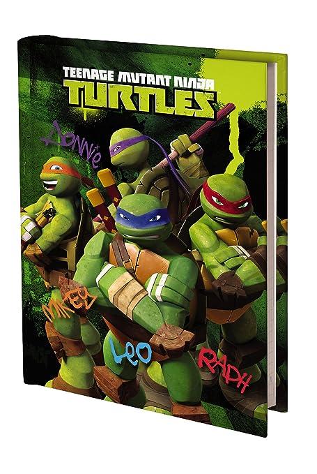 Tortugas Ninja - Diario [Importado de Italia]: Amazon.es ...