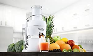 Jack LaLanne's PJEW Power Juicer Express, White