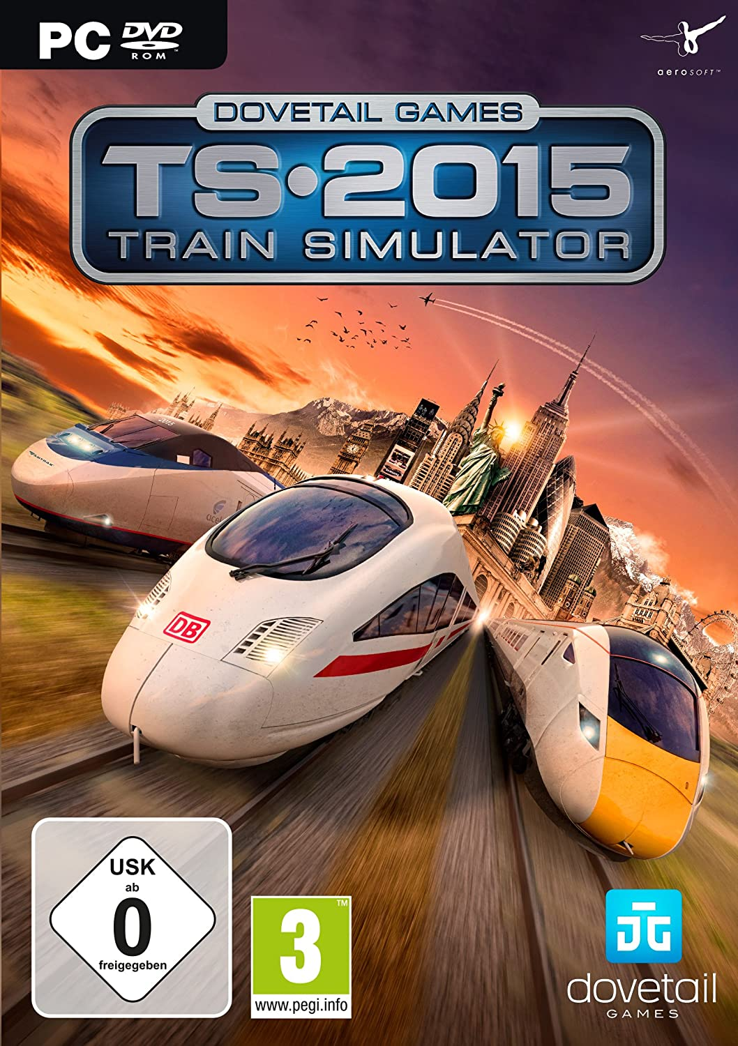 Train Simulator 2015 - Railworks 6: Amazon.de: Games