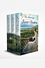 The Marriage of Miss Jane Austen: The Trilogy Kindle Edition