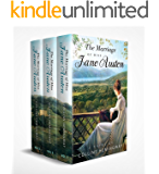 The Marriage of Miss Jane Austen: The Trilogy