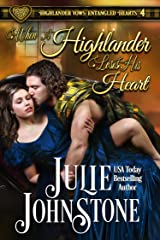 When a Highlander Loses His Heart (Highlander Vows: Entangled Hearts Book 4) Kindle Edition