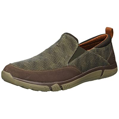 Skechers Men's Edmen-Bronte Driving Style Loafer | Loafers & Slip-Ons