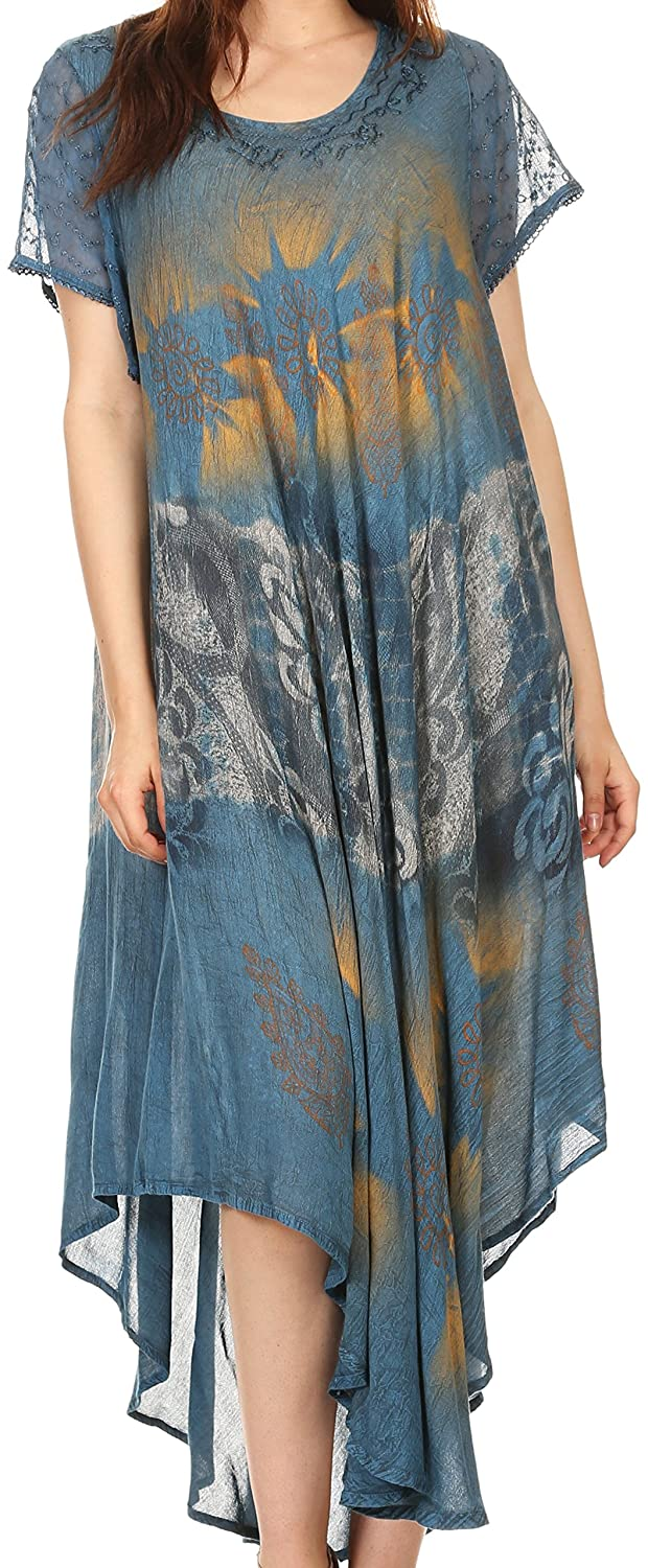 3627884a5846d One Size Regular: (Fits Approximate Dress Size: US 0-16, UK 6-20 ,EU 34-48  ) Max bust size: 44 inches (112cm) Approximate Length = 50 inches (127cm )  ...