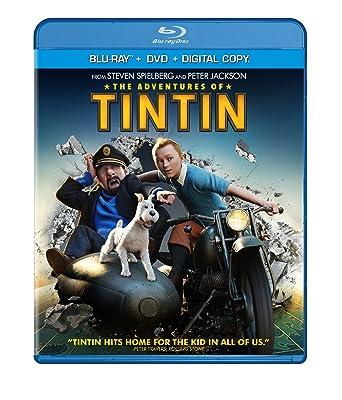 Adventures Of Tintin 2 Blu-Ray Edizione: Stati Uniti USA Blu ...