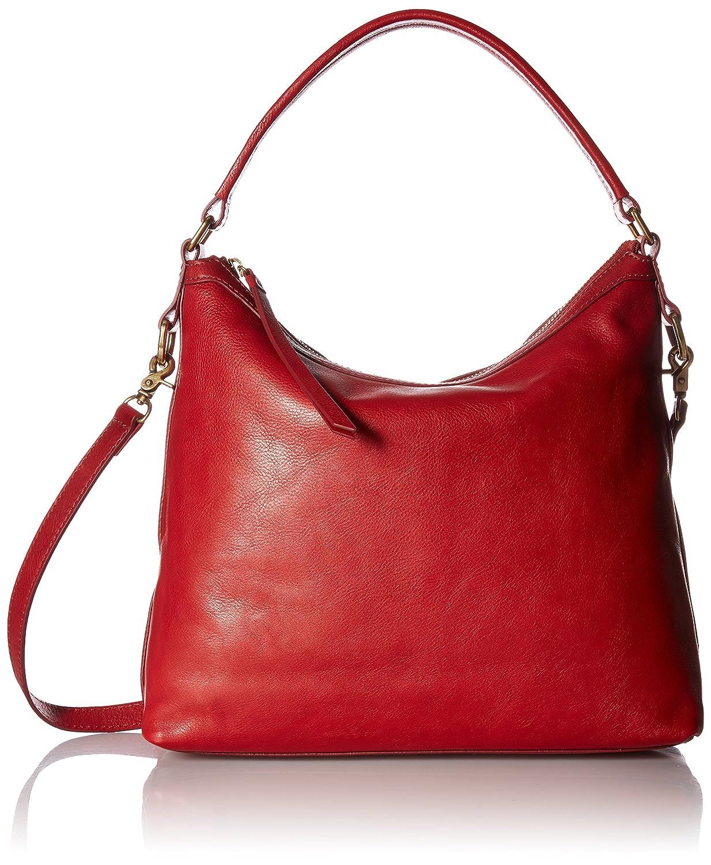 Amazon.com: FRYE Claude Hobo, Red: Clothing
