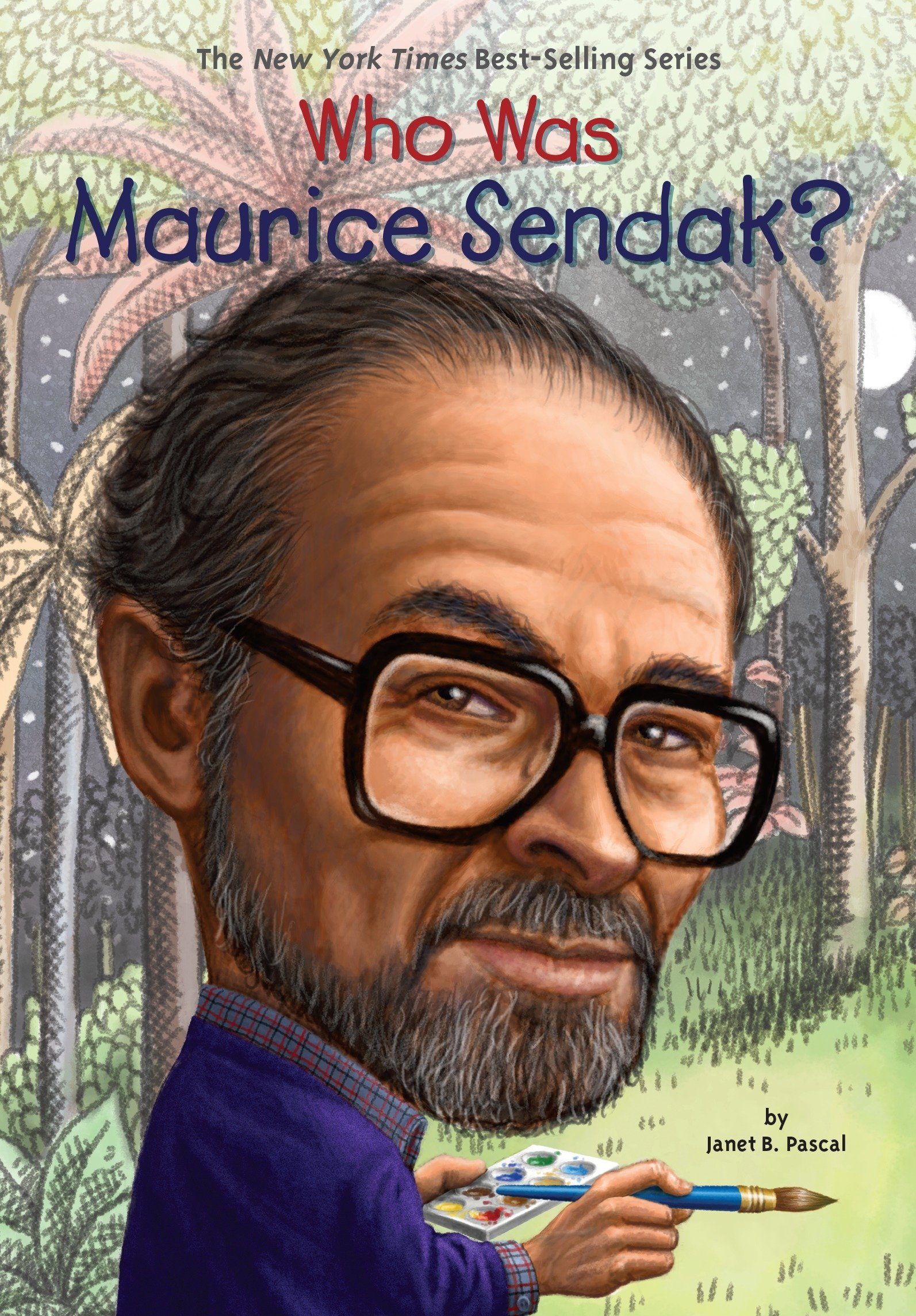 Download Who Was Maurice Sendak? pdf epub