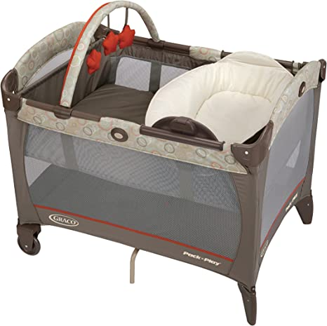 Graco Pack N Play Playard with Reversible Napper and Changer ...