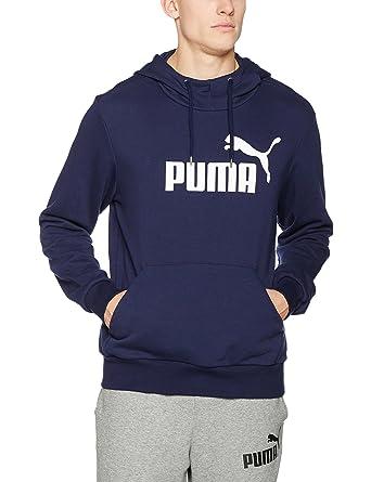 0aa708c5e4 Puma Men's Ess No.1 Hoody Tr Pullover: Amazon.co.uk: Clothing