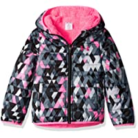 Under Armour Girls' Tri Meta Feature Reversible Puffer
