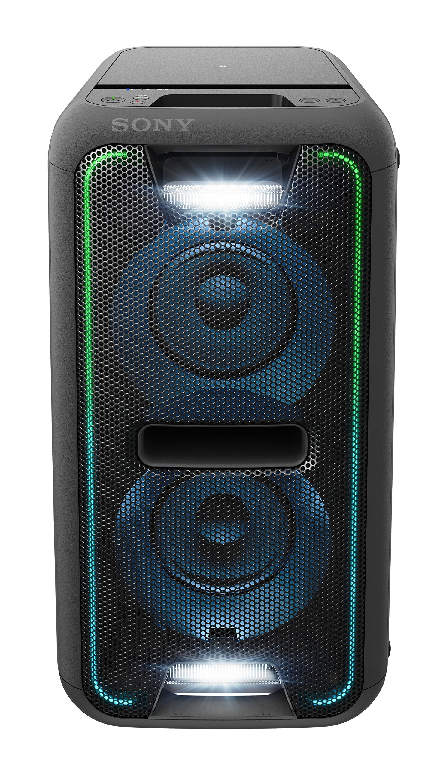 Sony GTKXB7BC High Power Home Audio System with Bluetooth (Black) (Renewed) by Sony (Image #3)