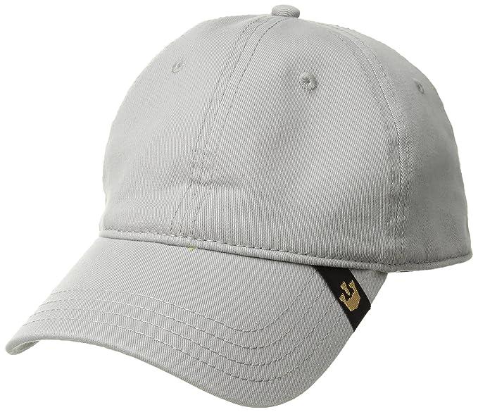 Goorin Bros. Mens Slayer Baseball Cap, Light Gray, Large: Amazon ...