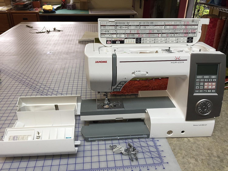 Janome horizon memory craft 8900 - Janome Horizon Memory Craft 8900 39