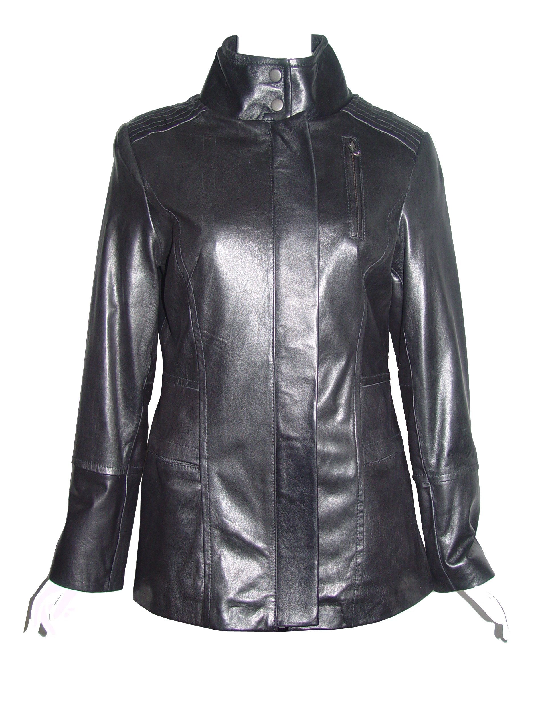 Nettailor 4188 Leather Jackets Clothes Ladies Soft Lamb