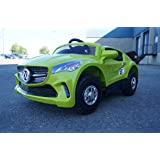 MERCEDES-BENZ CLA250-F007-green Battery Operated Ride On Car Toy With Remote Control