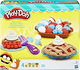 Play Doh Pasteles Divertidos