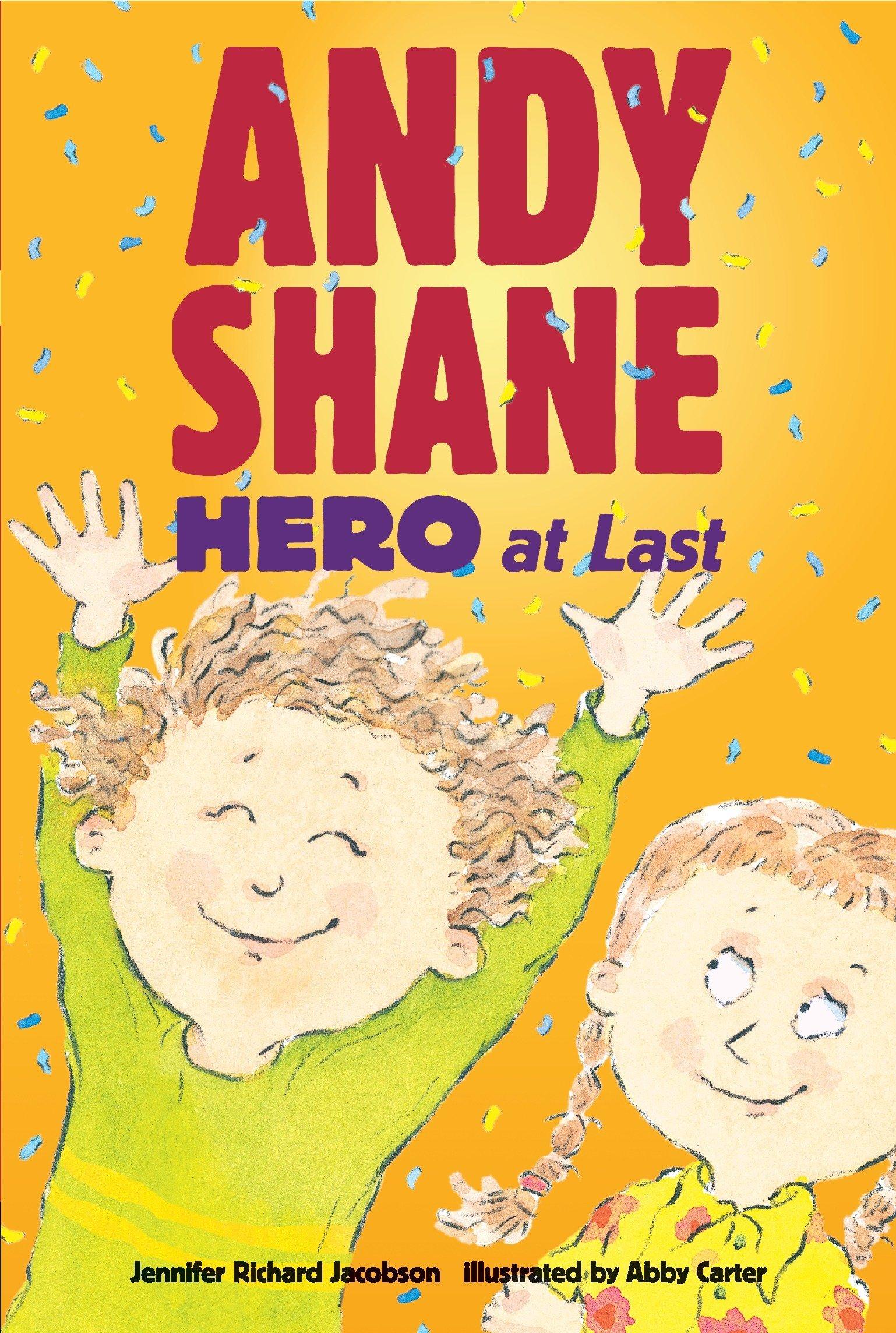 Andy Shane, Hero at Last pdf epub