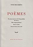Poèmes (1945-1974)