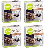 Zone Perfect Nutrition Bars, Chocolate Chip Cookie Dough, 1.58-Ounce, 20 Count