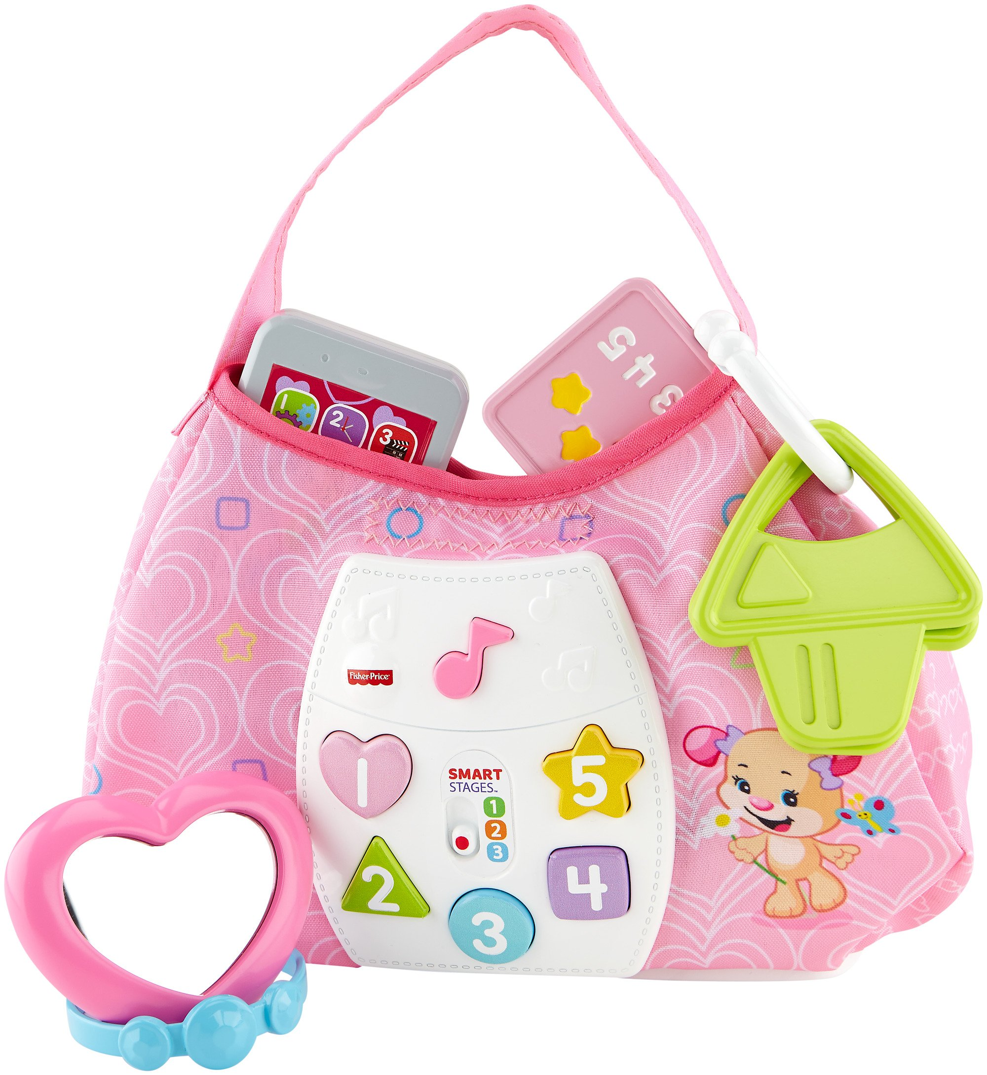 Fisher-Price Laugh & Learn Sis' Smart Stages Purse by Fisher-Price (Image #10)