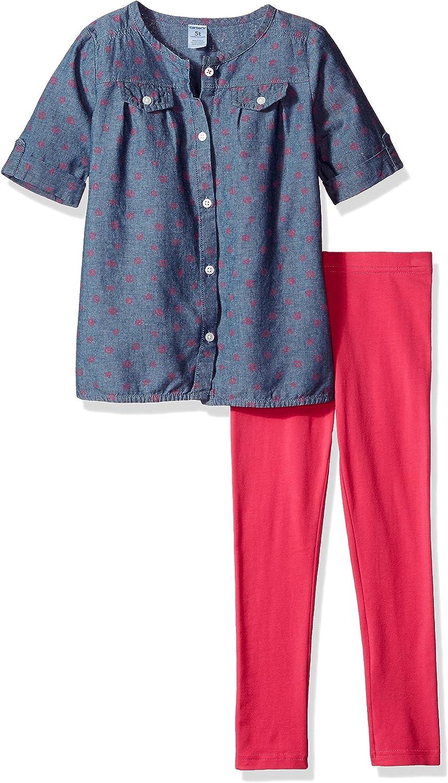 Carters Girls 2 Pc Playwear Sets 259g202