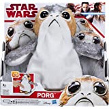 Star Wars The Last Jedi Porg Electronic Plush Doll (Hasbro C1942)