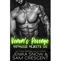 Venom's Revenge (Ruthless Rejects MC, 1)