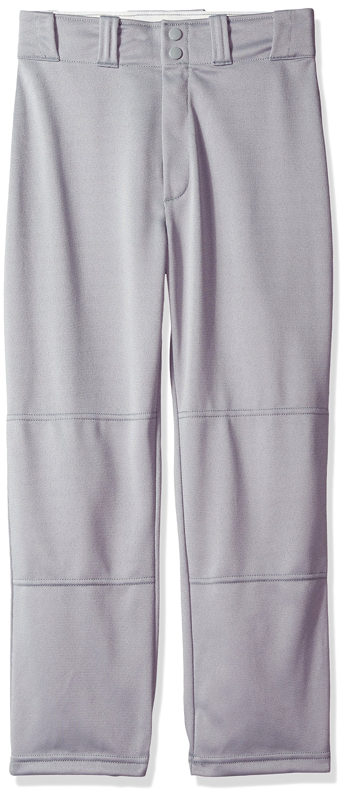 Wilson Youth Classic Relaxed Fit Baseball Pant, Grey, XX-Large by Wilson