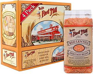 product image for Bob's Red Mill Red Lentil Beans, 27 Oz (4 Pack)