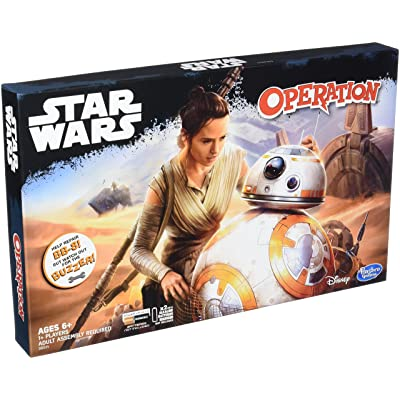 Operation Game: Star Wars Edition: Toys & Games